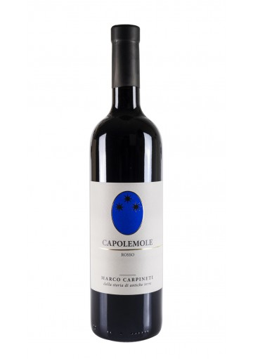 Capolemole Rosso Lazio IGT - Carpineti