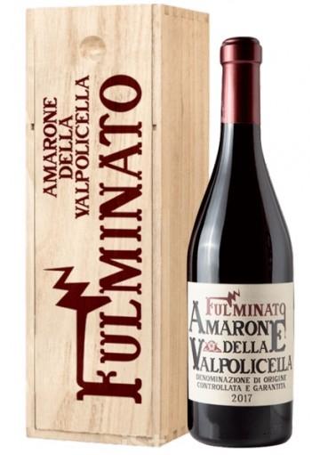 Fulminato 2017 - Amarone Della Valpolicella DOCG - Magnum in cassetta di legno