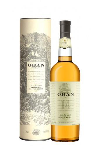Single Malt Scotch Whisky 14 Years - Oban