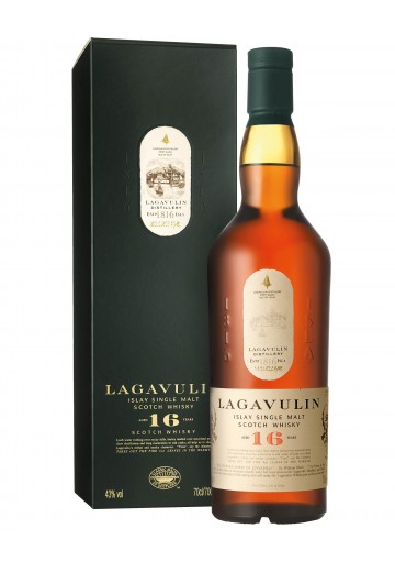 Single Malt Scotch Whisky 16 Years - Lagavulin