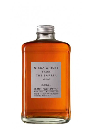 Whisky from the Barrel 50cl - Nikka