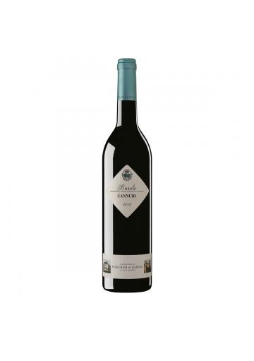Barolo Cannubi 2012 DOCG bottiglia